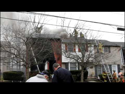 Nazareth Apartment Fire 3-13-12