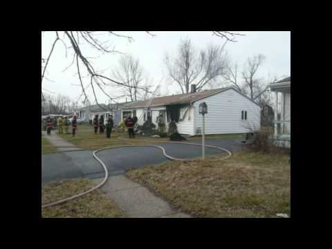 Depew FD Structure Fire - 32 Bissell ave