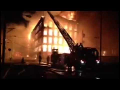 Philadelphia 5th Alarm, 2 Firefighters Killed