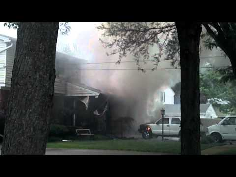 North Tonawanda House Fire, Memorial Day Weekend.