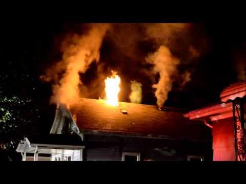 Winchester FD Structure Fire - 168 Aurora ave