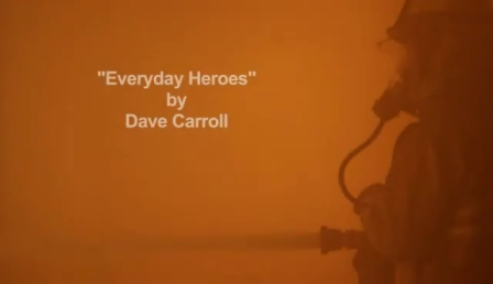 Everyday Heroes - 911 Song by Dave Carroll - YouTube2