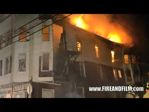 Multiple alarms in Mahanoy City, PA - 7/30/2012