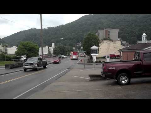 City of Williamson WV Fire Department E-9 response
