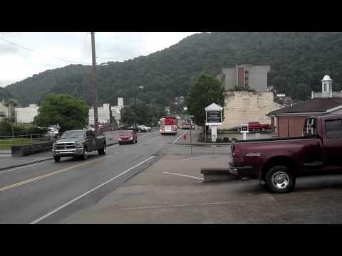 City of Williamson WV Fire Department E-9 response