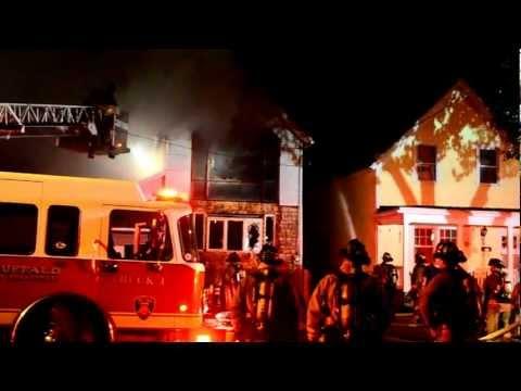 Buffalo FD 1+ Alarm - 176 Herkimer st