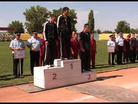 Finala Concursului Serviciilor Profesioniste pentru Situatii de Urgenta - Calarasi 2012