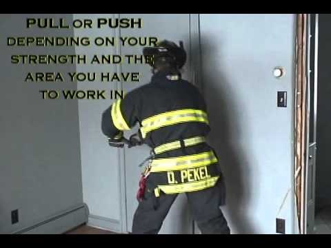 "Firefighter Forcible Entry - ""Quick Tips"""