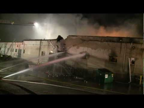 2ND ALARM STRIP MALL; Cheltenham, PA