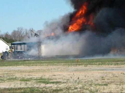 House fire near Selma NC