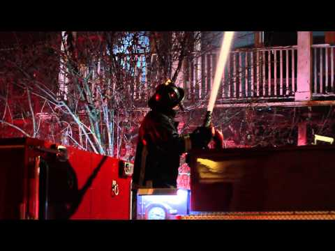Boston, Two-Alarm Fire Destroys Roxbury Home