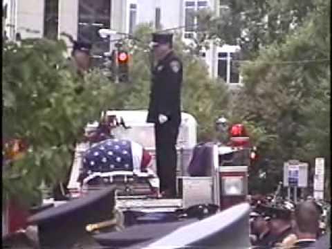 Buffalo Lt Charles McCarthy Funeral Procession
