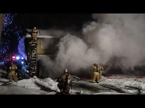 3rd Alarm House Fire; Salisbury, PA. | 02.12.14