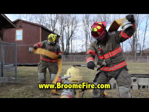 2014 Broome County Firefighter Recruitment Commercial
