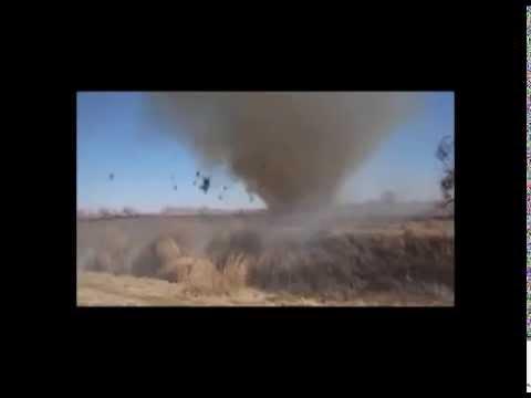 twister fire vs firefighters