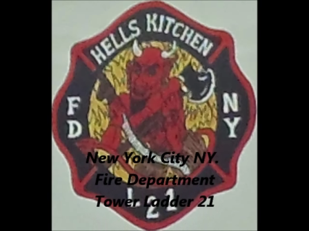 FDNY Tower Ladder 21