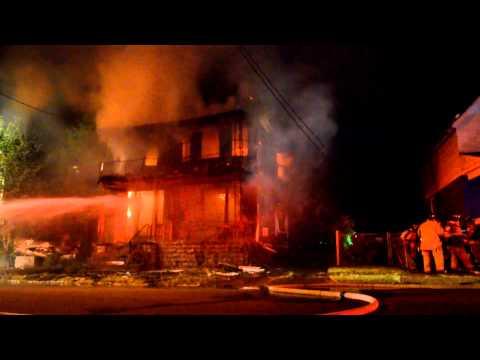 Buffalo 1+ Alarm Fire 302 Johnson st