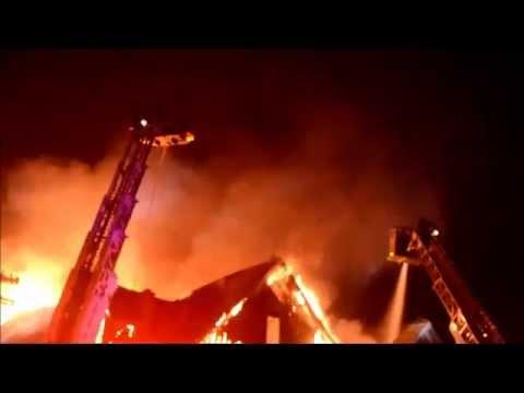 Buffalo Fire 1+ alarm at 316 Paderewski