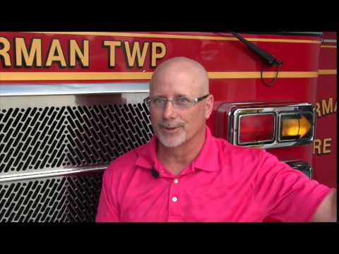 Lessons Learned: Indiana House Fire Flow Path