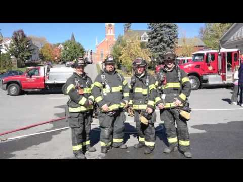 Then and now cobleskill fire