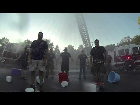 Ice Bucket Challenge - West Corners Fire