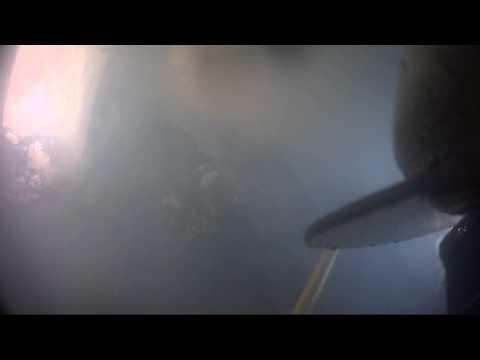 HELMET CAM WORKING MOBILE HOME FIRE 1-24-12