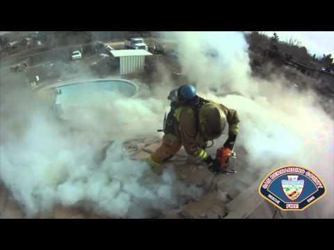 Vertical Ventilation Basics - San Bernardino County FD