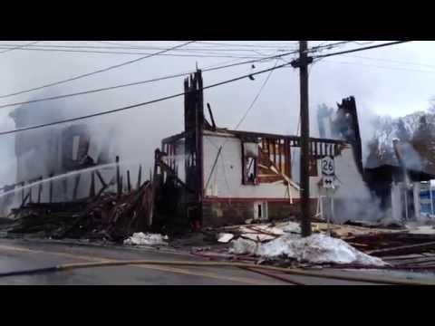 Cox Block Fire
