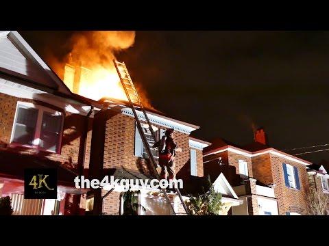 Toronto Two-Alarm Fire