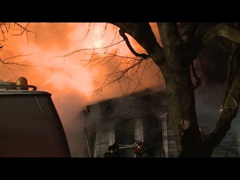 Fatal 2nd Alarm House Fire, Lower Saucon, PA. | 02.09.15