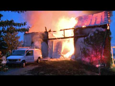 2nd Alarm Structural Fire in North Whitehall, PA. | 05.27.15