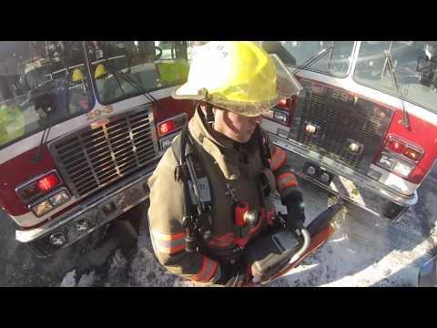 West Corners Fire - 2015 VIDEO