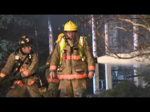 FATAL 2nd Alarm - 7129 Myrtle Dr., Lower Macungie, PA 12/17/15