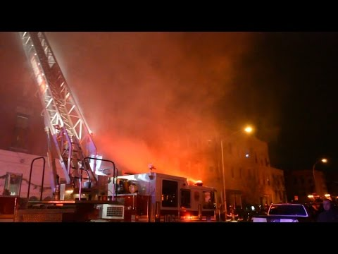 Brooklyn, Christmas Tree Shack Fire