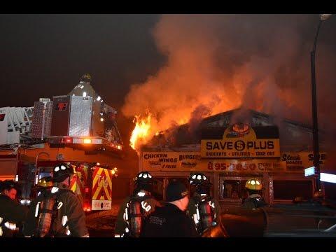 Buffalo FD 2+ Alarm w/ MAYDAY - 912 E Delavan ave