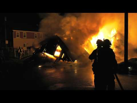 Pre-Arrival: Multiple structures burn in Whitehall, PA. 05/08/16