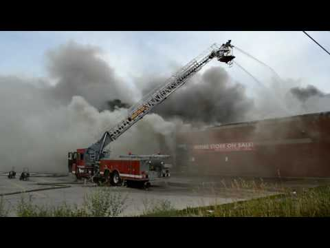 Detroit 2nd Alarm: 14027 Joseph Campau Ave