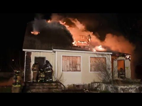 03/30/2016 Mastic House Fire