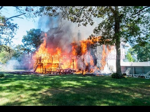 9/13/2016 Shirley House Fire