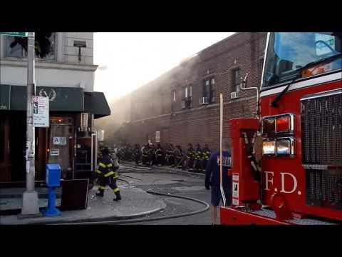 Brooklyn All-Hands Fire