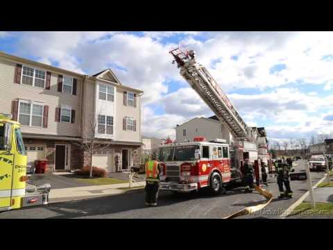 FORKS TOWNSHIP, PA WORKING KITCHEN FIRE