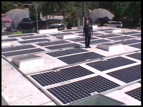 Solar Photovoltaic Systems & Firefighter Safety