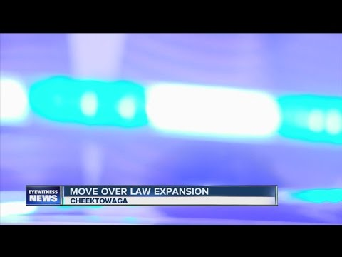 "New additions to ""Move Over"" law"