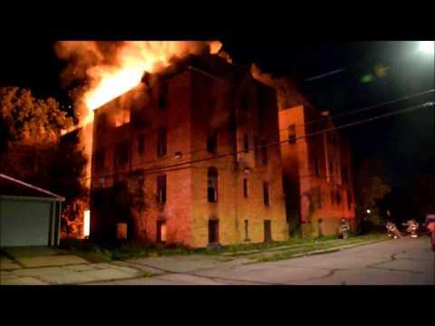 Detroit 2nd alarm Tyler Wildemere