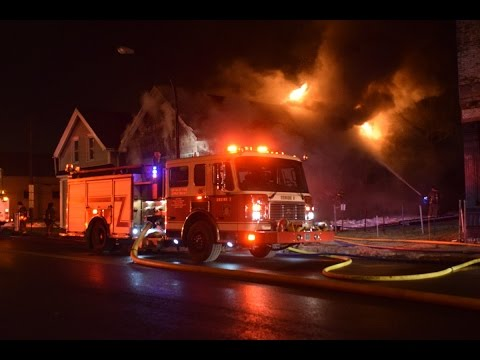Buffalo FD 1+ Alarm - 724 William st
