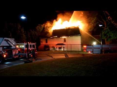 Buffalo Fire 1+ Alarm Fire 32 E Utica St