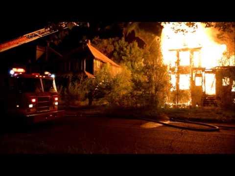 Detroit Box Alarm: S Green St  & Erie St