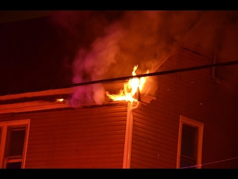 Buffalo FD 1 Alarm - 493 Riley st