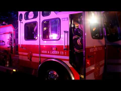 Centereach, New York House Fire