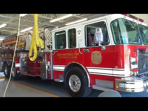 Cetronia Fire Department, PA: Apparatus Fleet Review